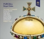 Purcell Royal Odes CD cover