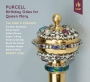 Purcell Birthday Odes CD cover